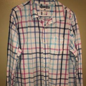Old Navy Classic Shirt Regular Fit XL mens